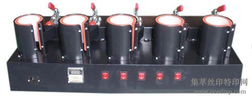 厂家直销 供应热转印设备 五合一杯机