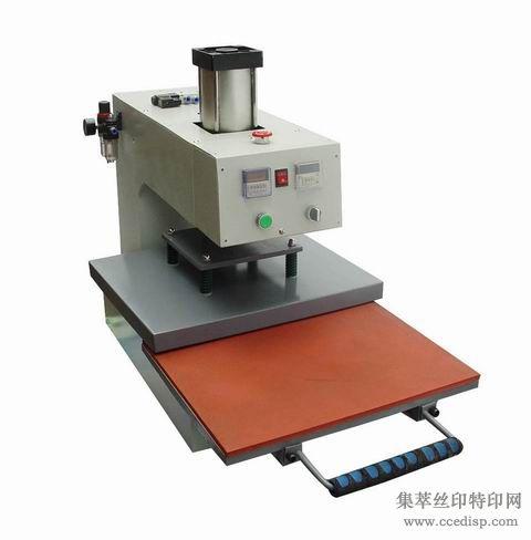 厂家直销 供应热转印设备 单工位气动机