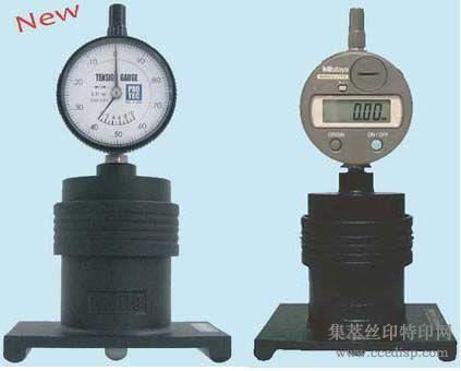 日本STG-75M/75D丝网印刷张力计