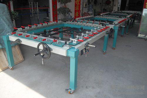 供应机械式拉网机产品图片,机械式拉网机生产厂家
