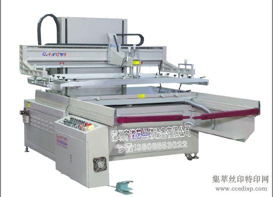 【厂家直销】港艺13760299182罗 GY-80120跑台式丝印机
