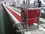 丝印织带铺带机
