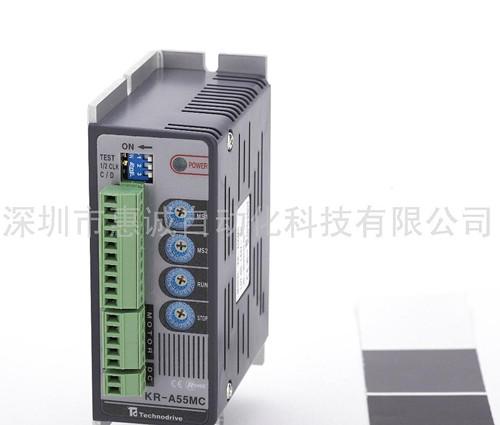 供应KR-A55MC DC24V输入微步电机驱动器