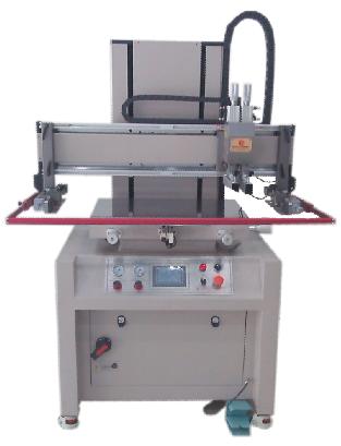 港艺厂家直销GY-4060FF高精密双伺服丝印机