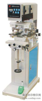 双工作位油盅移印机