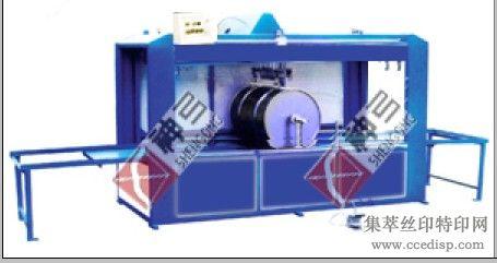 钢桶丝印机