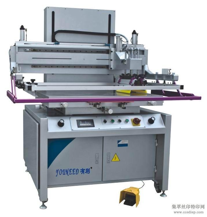 电动式丝网印机