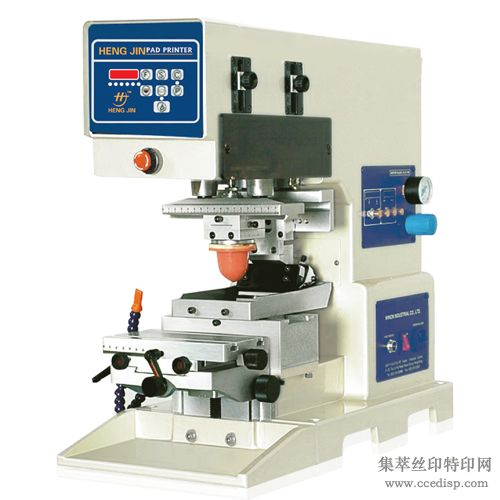 单色座台移印机/鼠标移印印机/电子产品移印机