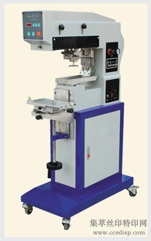 供应125-100单色单头移印机,立式移印机,气动单色移印机