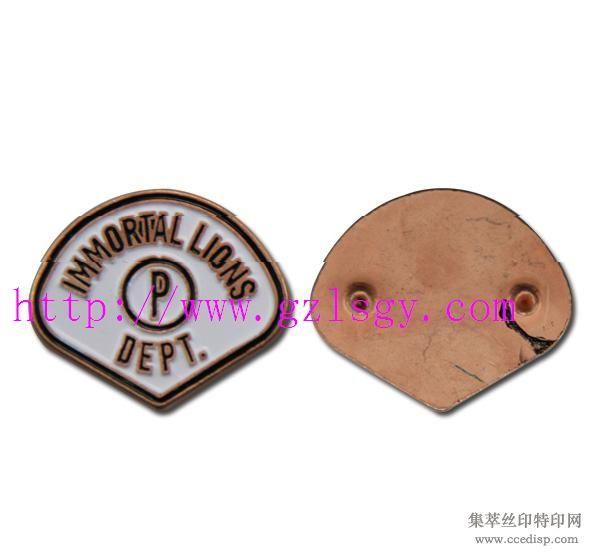 广州锌合金标牌供应商