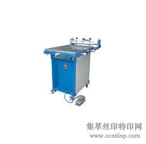 精密吸气手印机/MX吸风手印机/PVC手动印刷机