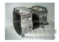 进口微型无油晒版机真空泵/2L不加油型曝光机真空泵