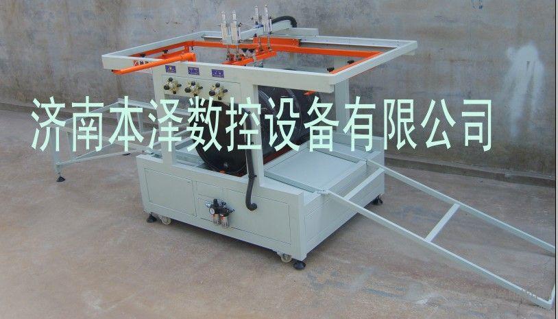 大曲面印刷机,桶丝印机