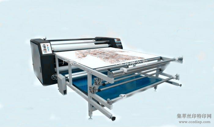 热转印滚筒印花机,热转印设备服装印花机 数码转印机