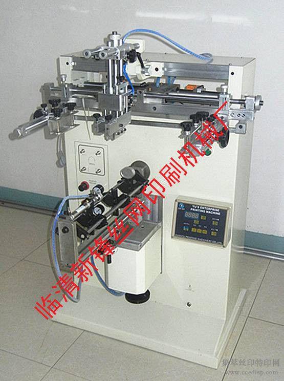 鼠标丝印机小型丝印机圆面丝印机