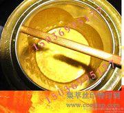 供应超级亮金色银色丝印塑料金属玻璃油墨闪金挂历防烫金金箔5