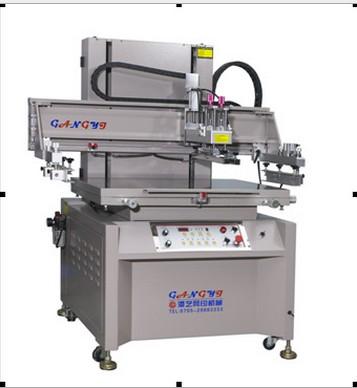 半自动丝印机平面丝印机自动丝印机丝印设备高精密5070丝印机