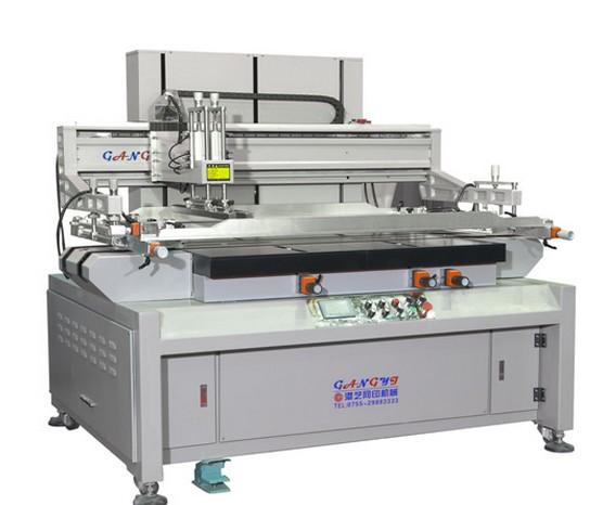玻璃印刷丝印机自动丝印机港艺丝印机厂家半自动丝印机
