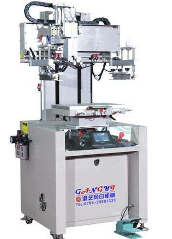 高精触摸屏伺服丝印机丝印机半自动丝印机平面丝印机印刷机