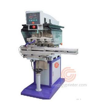 双色穿梭移印机kp-150,kp-100移印机双色移印机气动移印机