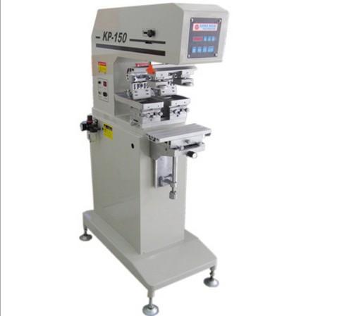双色双头移印机kp-150移印机双色移印机丝印移印设备