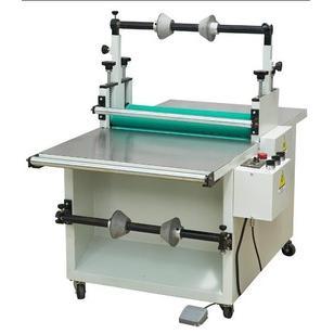 港艺复膜机GY-500F立式复膜机热复膜机自动复膜机