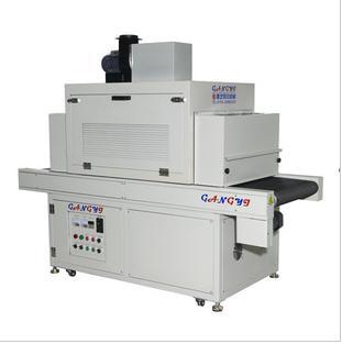 UV光固机GY-600型uv机光固机uv光固机光固机港艺丝印机厂