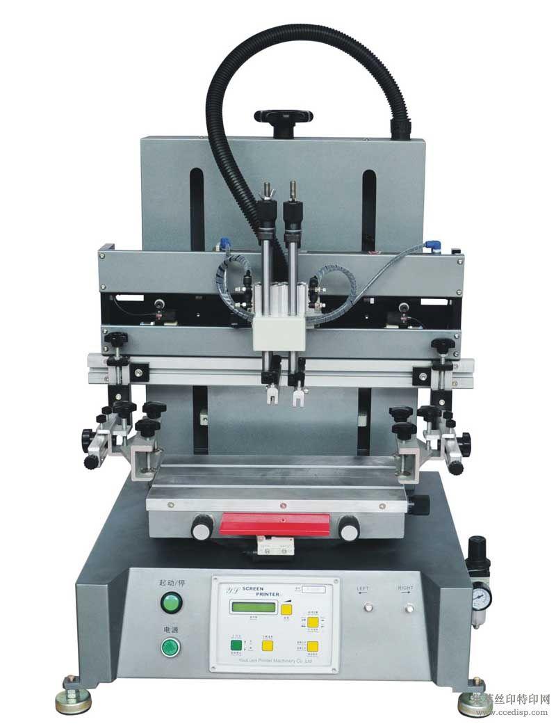 小型丝印机适合印刷PVC胶片,迅源S-2030小型迷你丝印机,品质优越