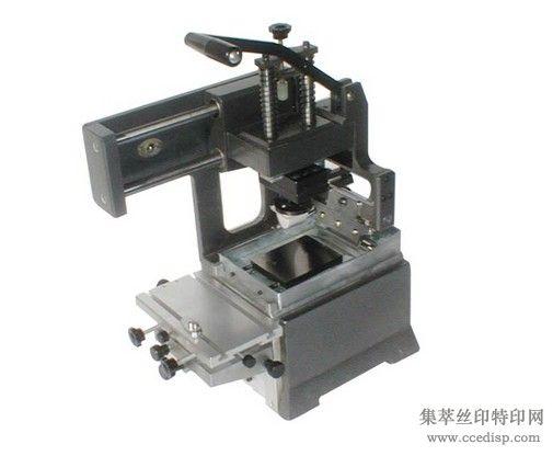 手动移印机