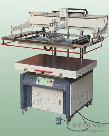JG60120C冰箱门彩晶玻璃面板丝印机