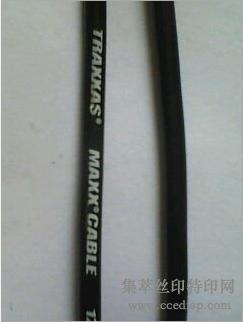 硅胶电线电缆印字油墨