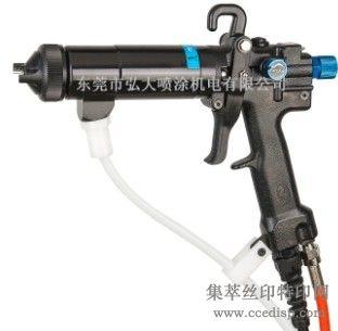 液体静电喷枪(打磨,喷漆,丝印)