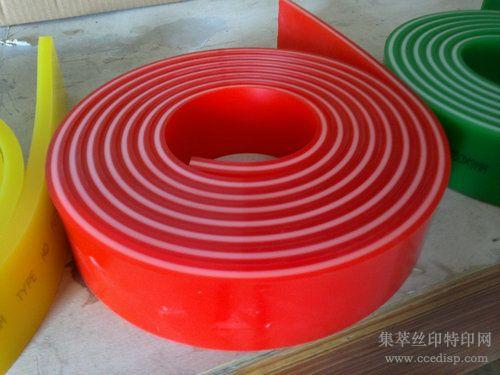 聚氨酯耐磨耐溶剂耐高温胶刮