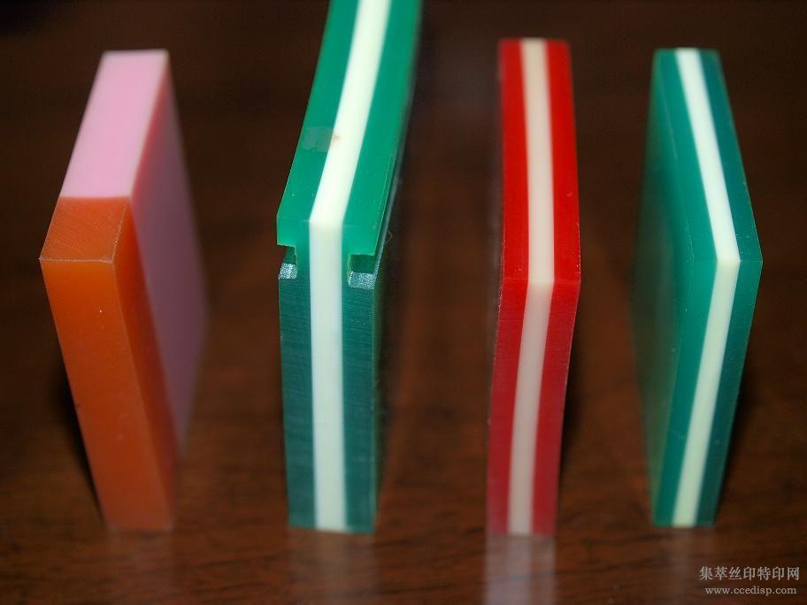 玻璃印刷佳效果胶刮