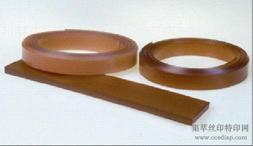 吉美胶刮丝网印刷耐磨耐溶剂耐高温