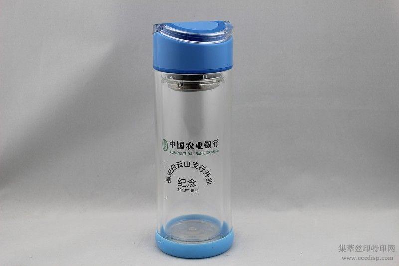 北京玻璃杯批发印字工作服印字杯垫印字