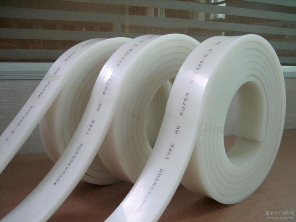 厂家直供丝印胶刮刮胶各种规格丝印耗材