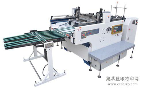 FT800停回转全自动丝网印刷机(前吸式),全自动丝网机