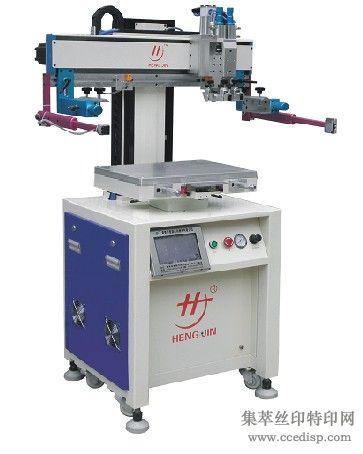 小型平面丝印机3050平面丝网印刷机寻求代理商