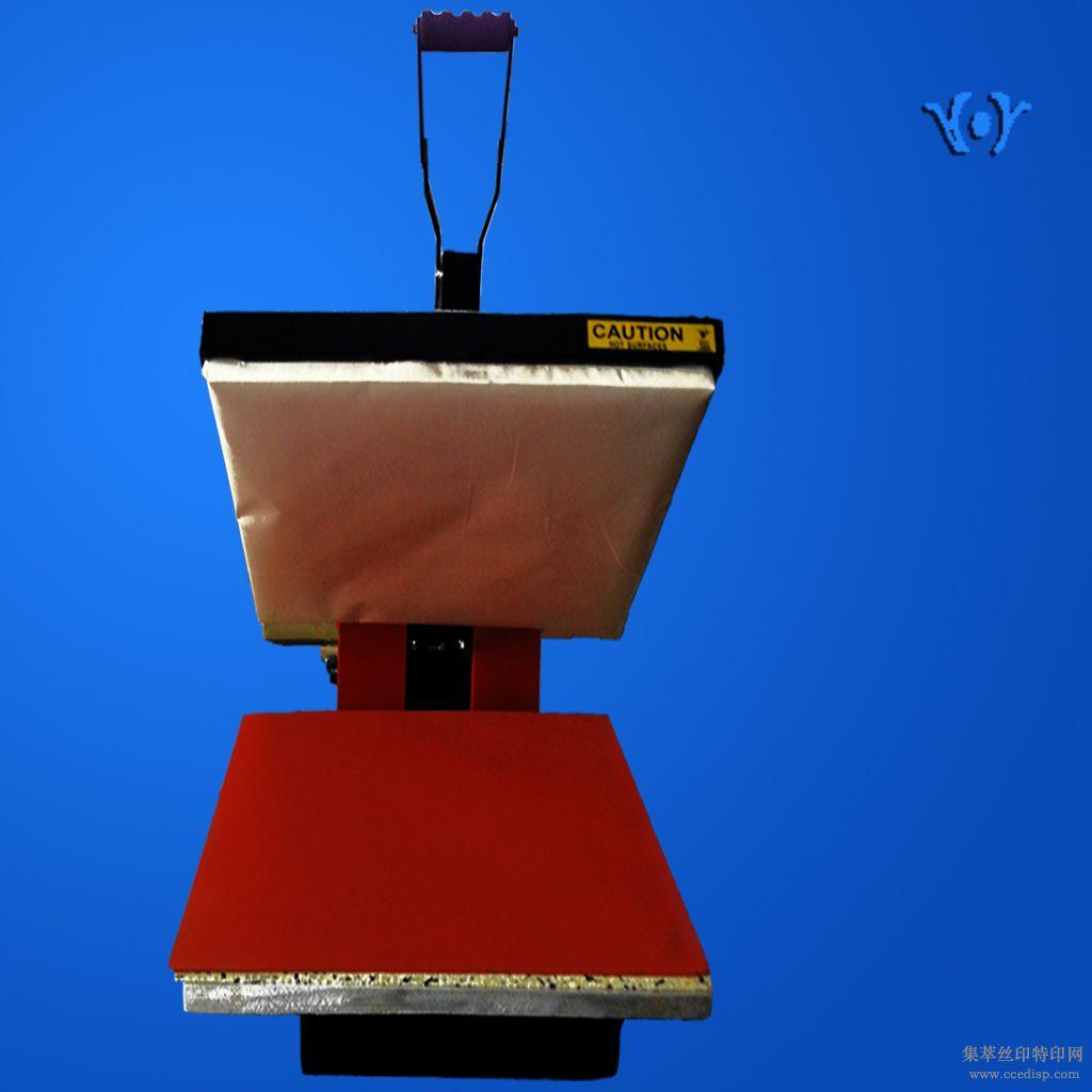厂家批发烫画机,高压烫画机,大型热印机