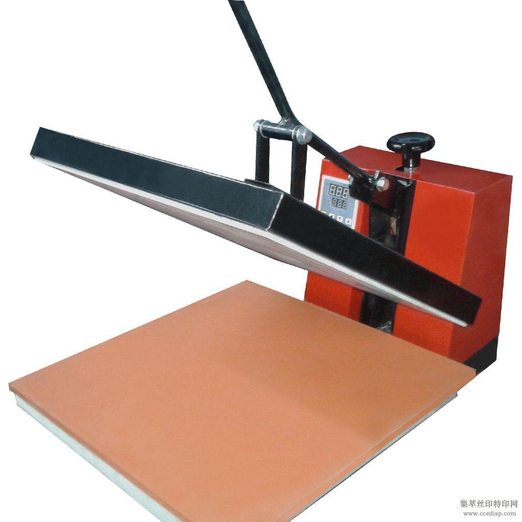 出口烫画机,新款智能表高压烫画机