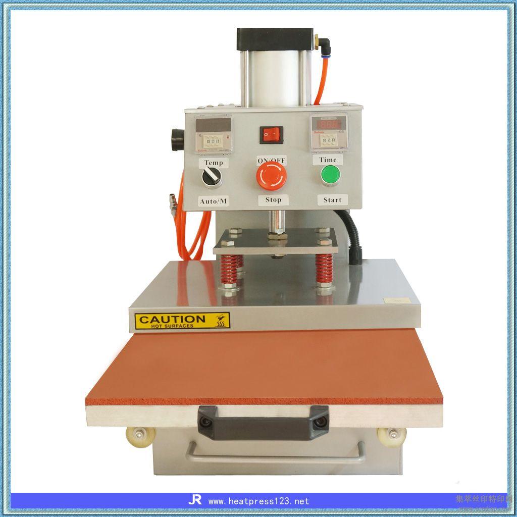 单工位气动烫画机,热转印设备