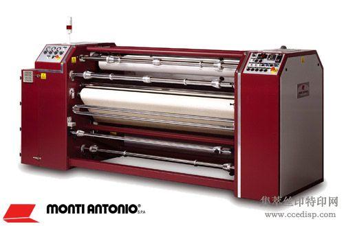 滚筒升华转印机,双工位自动烫画机