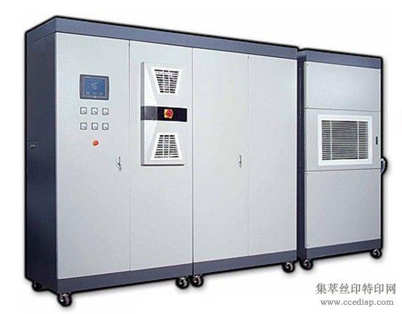 胶印内置水冷UV固化系统