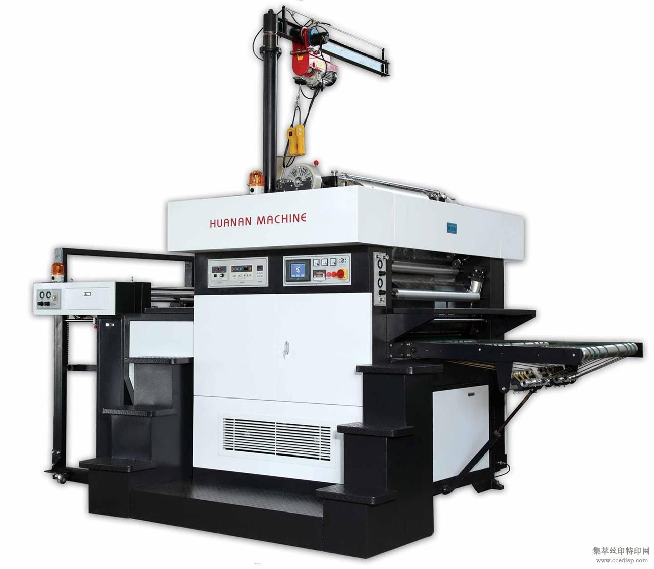 激光图案压印转移机