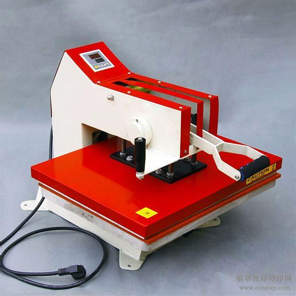 SN-YT04美式单表摇头烫画机