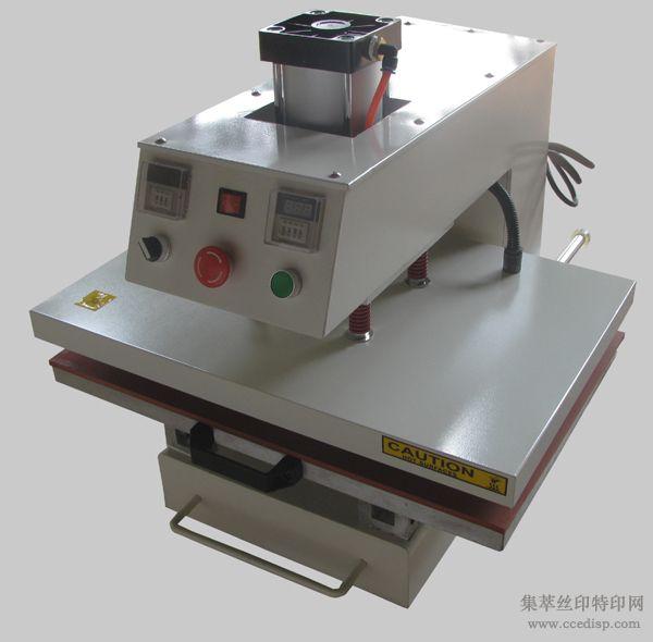 SN-QD01单工位抽拉式气动烫画机