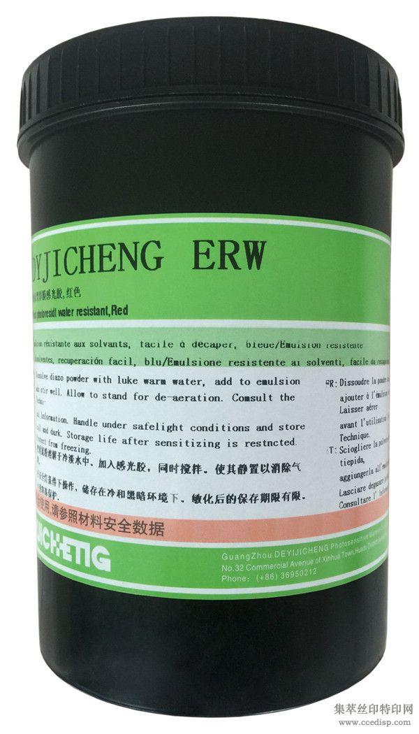 单组份耐溶耐水厚膜型ERW