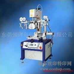 供应恒晖HT-200S气动圆面热转印机恒晖大厂直销
