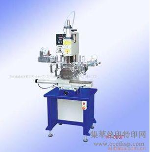 供应HT-300F平面热转印机恒晖大厂直销